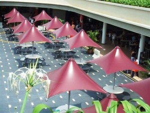 Alfresco Membrane Umbrella