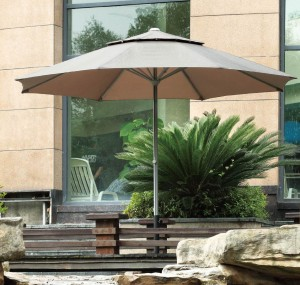 Alfresco Parasol Easy Track Octagon 3.3m