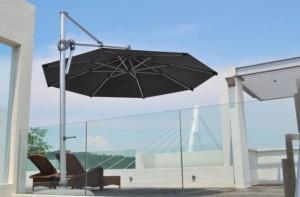 Alfresco Parasol Overhang Oct 3.5m