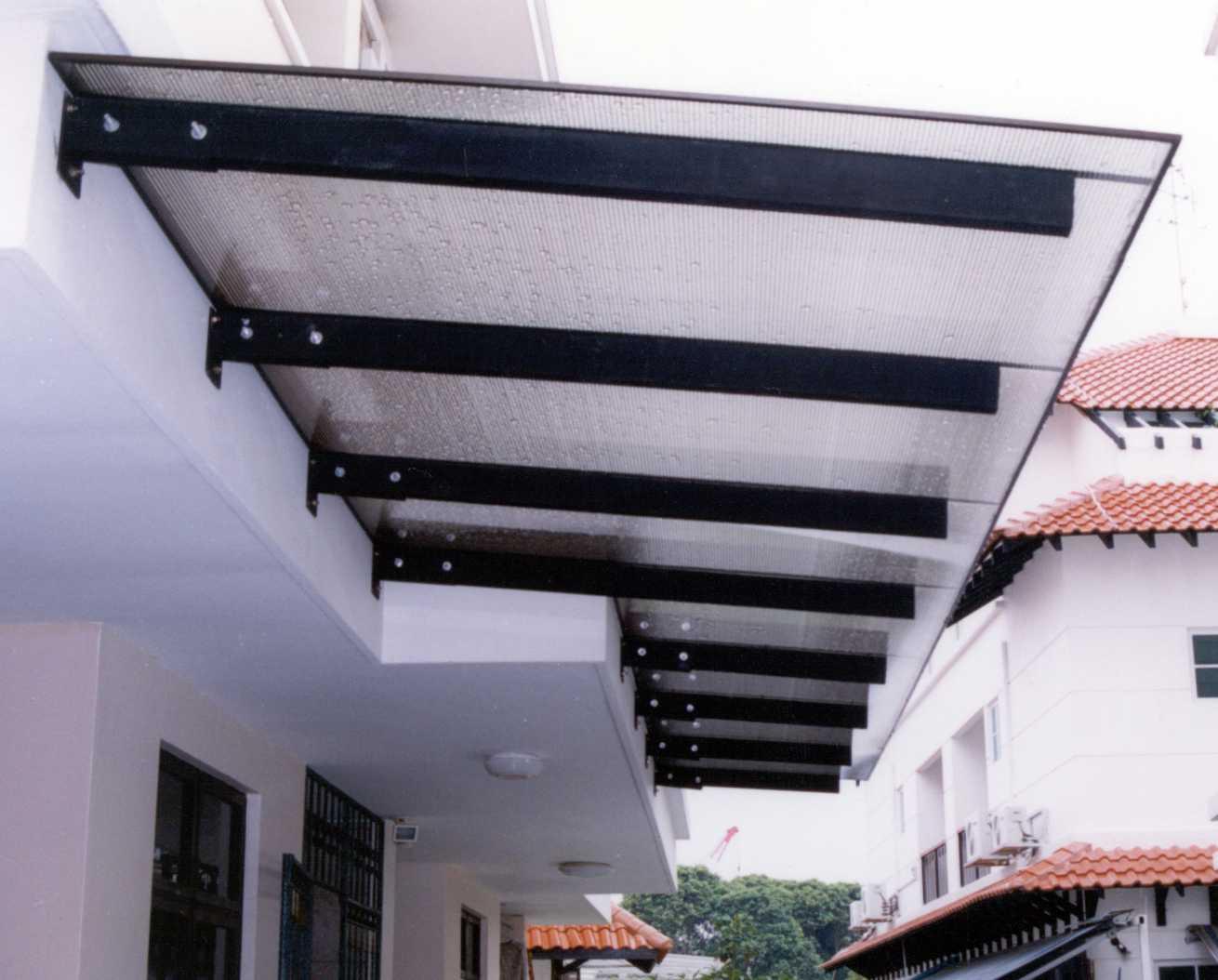Alfresco Polycarbonate Roof 01 Al Fresco Elite System