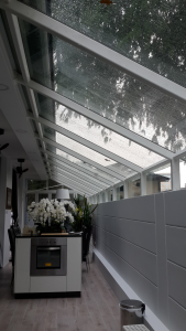 Alfresco Glass Roof
