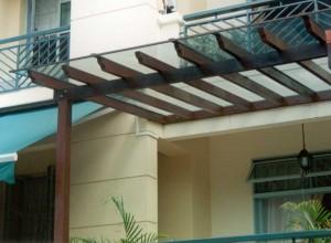 Alfresco Polycarbonate Roof Alfresco Polycarbonate Roof